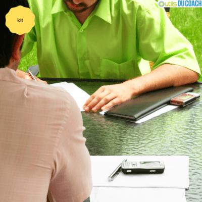 l'entretien annuel d'évaluation